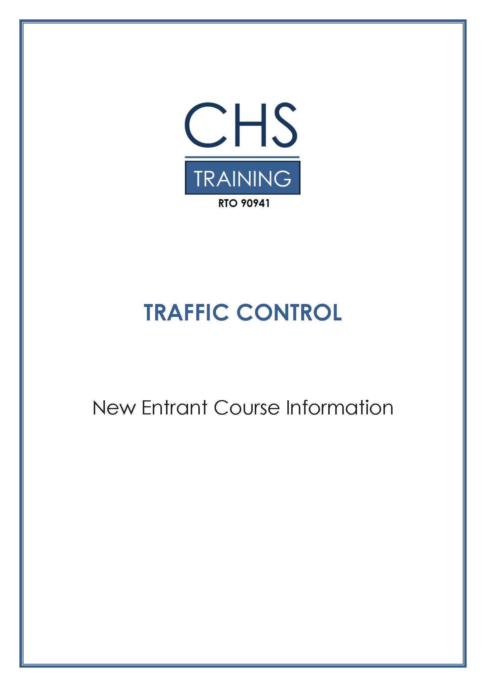 TC New Entrant Course Information